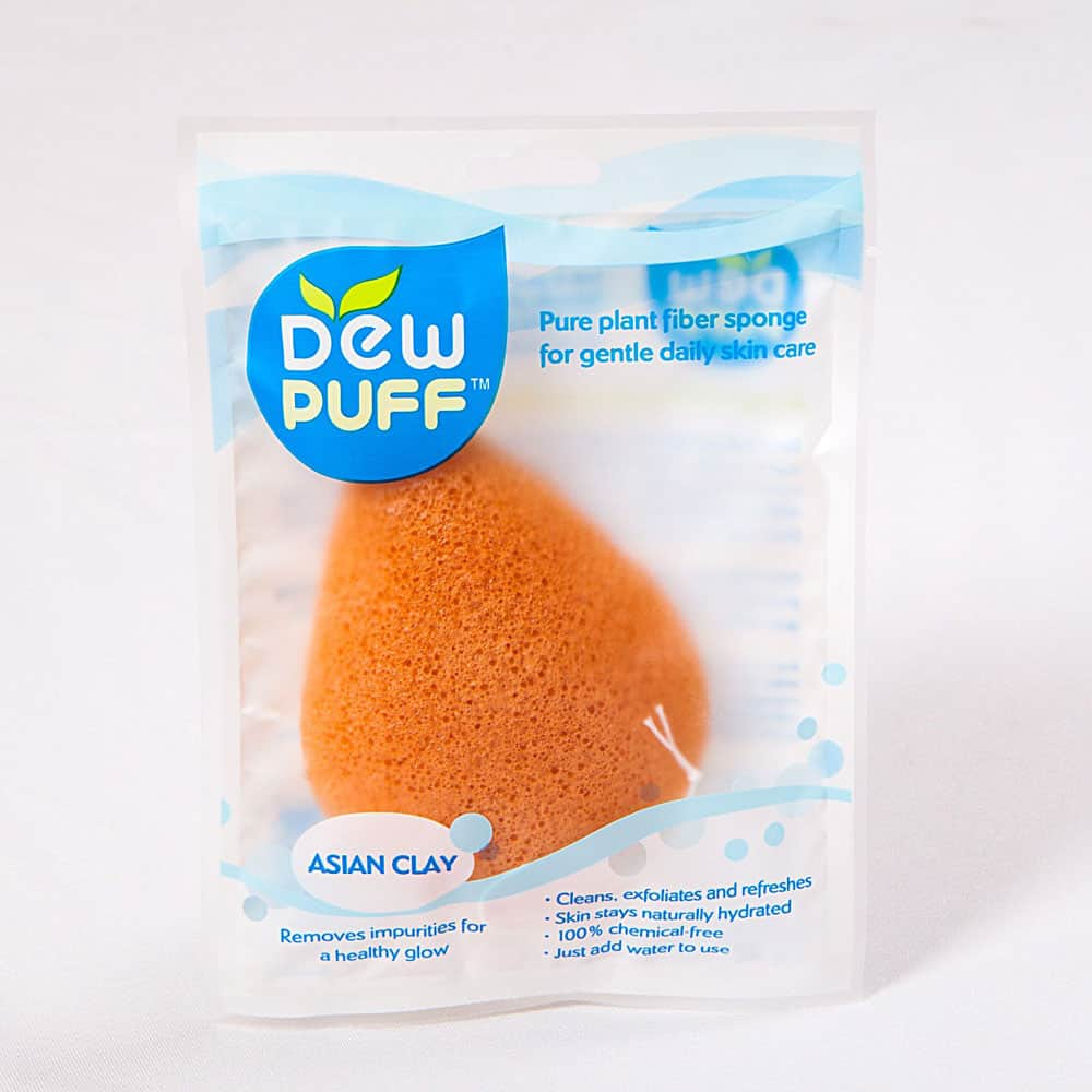 Asian Clay Dew Puff