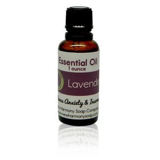 All natural lavender essential oil