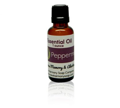 All natural peppermint essential oil