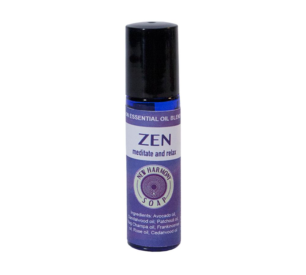 Zen Essential Oil Blend Roll-On